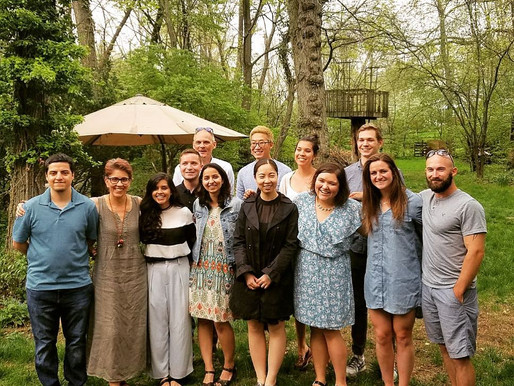 Time and Change: Graduating Interns