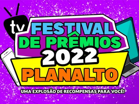Distribuição Planalto lança Festival de Prêmios 2022