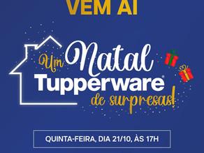 Live - Natal Tupperware de Surpresas
