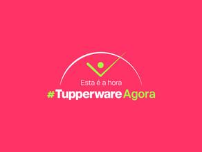 Tupperware lança o movimento #TupperwareAgora