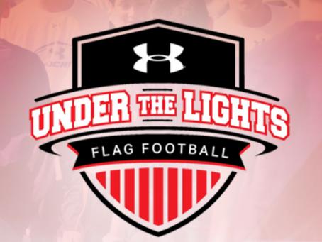 UNDER ARMOUR PRESENTS UNDER THE LIGHTS FLAG FOOTBALL: OMAHA!