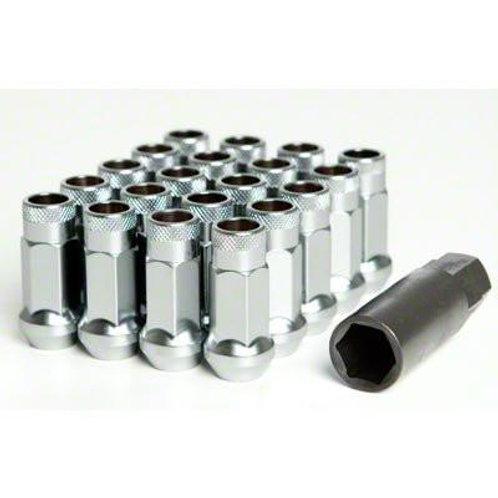 Muteki SR48 Silver en metal 12x1.25 mm