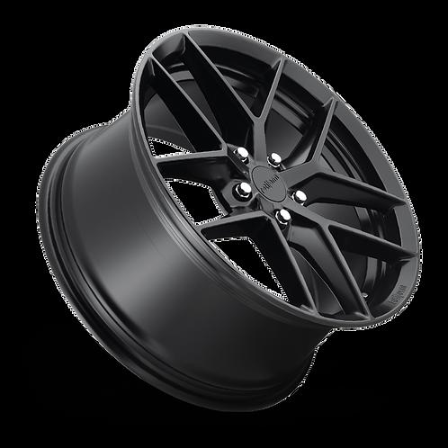 FLG Matte Black 18x8.5 / 5x112 mm