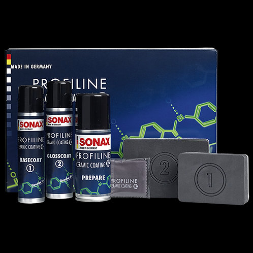 SONAX Profiline Kit de revêtement en céramique