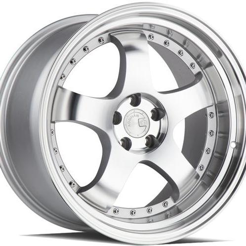 Aodhan AH03 Silver