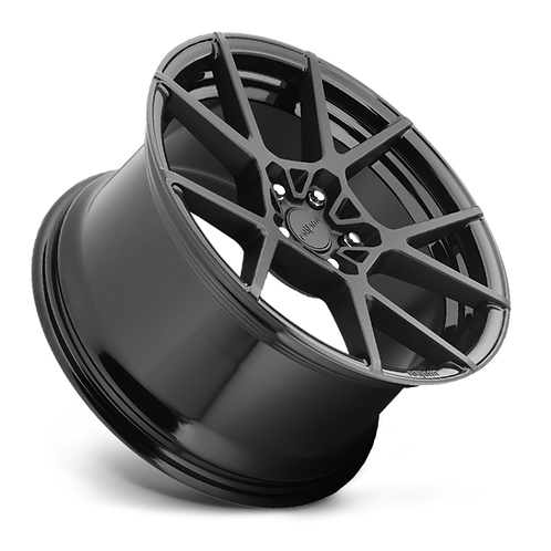 KPS Matte Black 18x8.5 / 5x112 mm