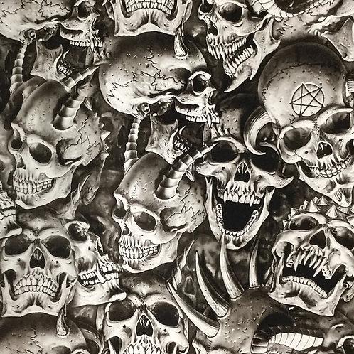 Demented Skulls