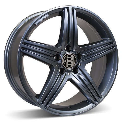 19x8.5 / 5x112 mm center bore 66.6