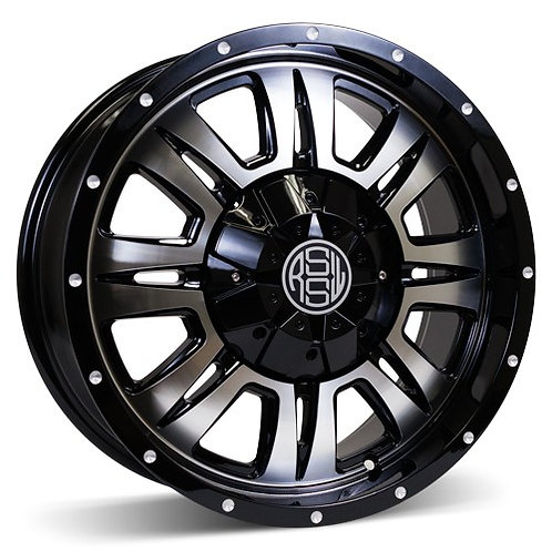 18x8 / 5x139.7 mm center bore 77.8