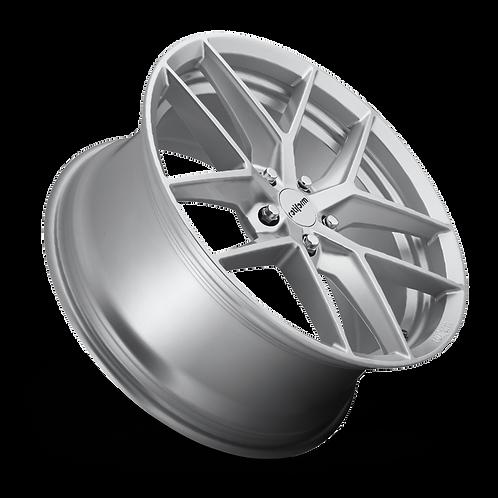 FLG Silver 18x8.5 / 5x114.3 mm