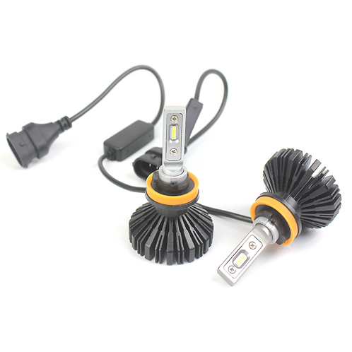 LED H8 6000 Lumens