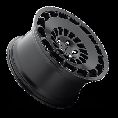 CCV Matte Black 18x8.5 / 5x112 mm