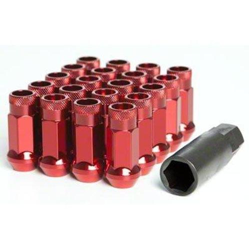 Muteki SR48 rouge en metal 12x1.25 mm