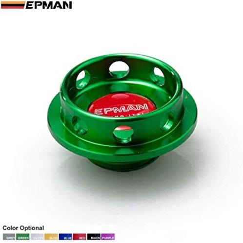 Honda / Acura Oil Cap Epman Green