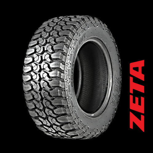 ZETA FORTRAK M/T 35X12.50R17LT-10PR 121Q