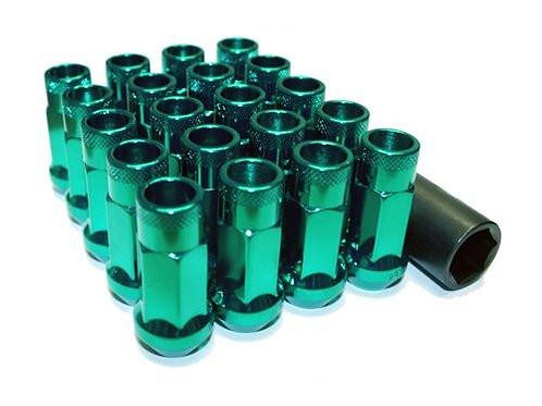 Muteki SR48 vert en metal 12x1.25 mm
