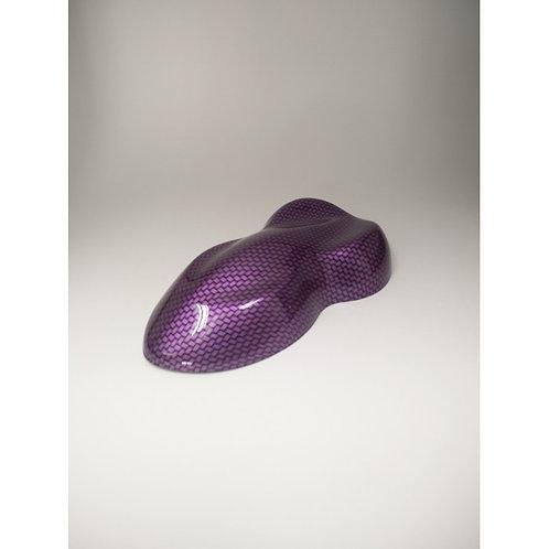 Hydro Dip Purple Carbon