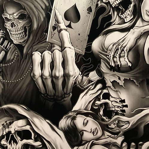 Ace Of Skull