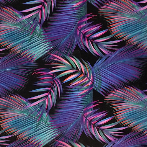 Colored Palms