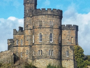 Can An Author Actually Afford A Castle For Christmas?