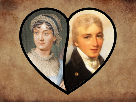 An Author and Her Irish Friend | The Fascinating Flirtation of Jane Austen and Tom Lefroy