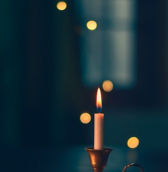 The Role Of Candles In My Writing