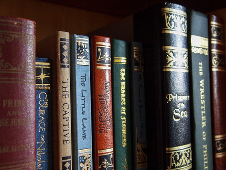 Reading Like A Writer | What Has Changed About My Reading Habits