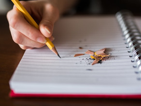 The Pretty Notebook Predicament | Another Entry About Imposter Syndrome