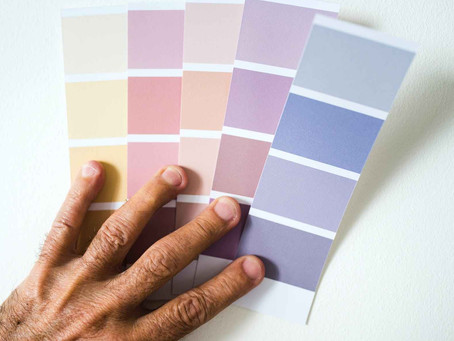 Switching Up Description With Paint Swatches