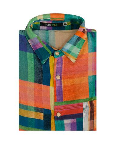 Camisa xadrez colors