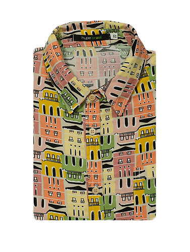 Camisa casinhas