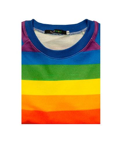Moletom Rainbow