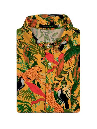 Camisa Pantanal Onça
