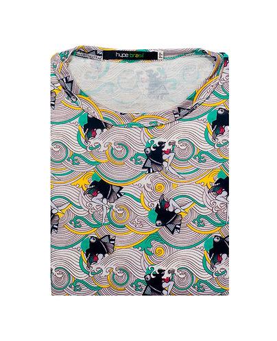 T-shirt Junia Fish
