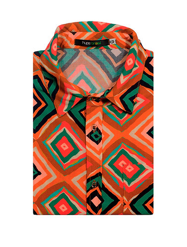Camisa Losangos