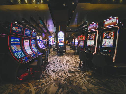 Is attending CES marketing gambling?