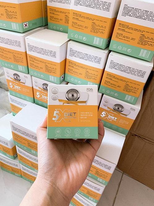 X5 DIET PRO EXTRA GENIE 30 CAPSULES