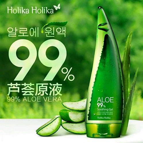 [HOLIKA HOLIKA] 250ml | 99% Aloe Vera Soothing Gel
