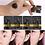 Thumbnail: JAYJUN Gold Snow Black Mask 25ml*5sheet +Black Pearl First Repair Serum 1ea*5ea