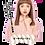 Thumbnail: Palty Bubble Pack Hair Color - [Peach Grege]