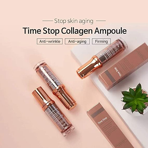 THE PLANT BASE - Time Stop Collagen Ampoule 20ml