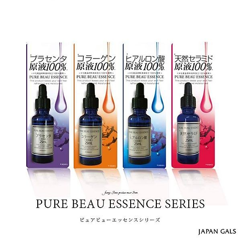 Japan GALS Pure Beau Essence Serum 25ml
