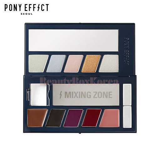 MEMEBOX - PONY EFFECT Galaxy Holographic Palette