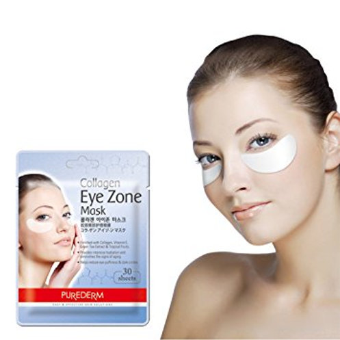 PUREDERM - Collagen Eye Zone Mask 30pcs