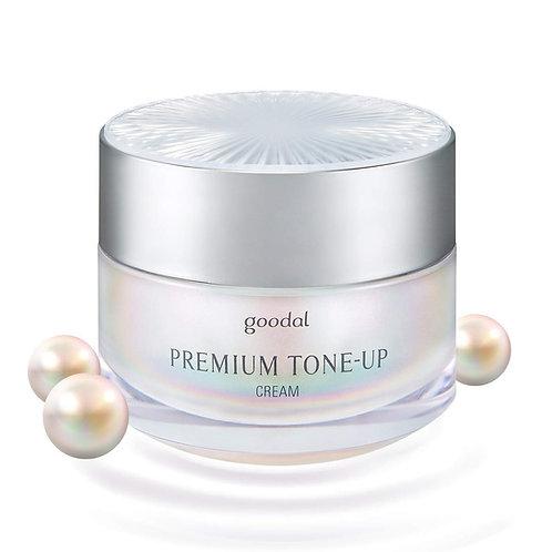 Goodal Premium Tone-Up Cream (3-In-1) | Brightening, Moisturizing, Tone-up