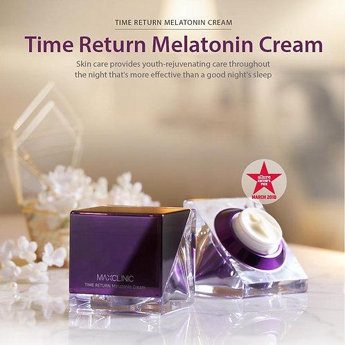 MAXCLINIC - Time Return Melatonin Cream 60g