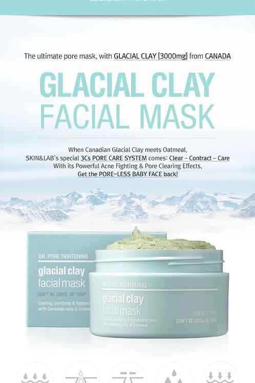 SKIN&LAB - Glacial Clay Facial Mask 100ml