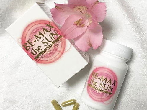 BE-MAX The Sun Drink Sunscreen Supplement Made in Japan 250 mg *30 capsule