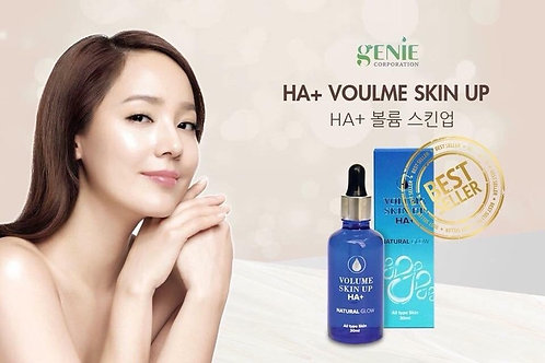 Serum Moisturizing Genie Florami Volume Skin Up Ha+ 30ML