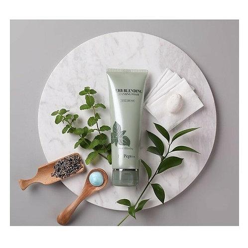 [DR.PEPTI] Herb Blending Cleansing Foam 110ml(3.71oz) Make-up Cleansing K-Beauty